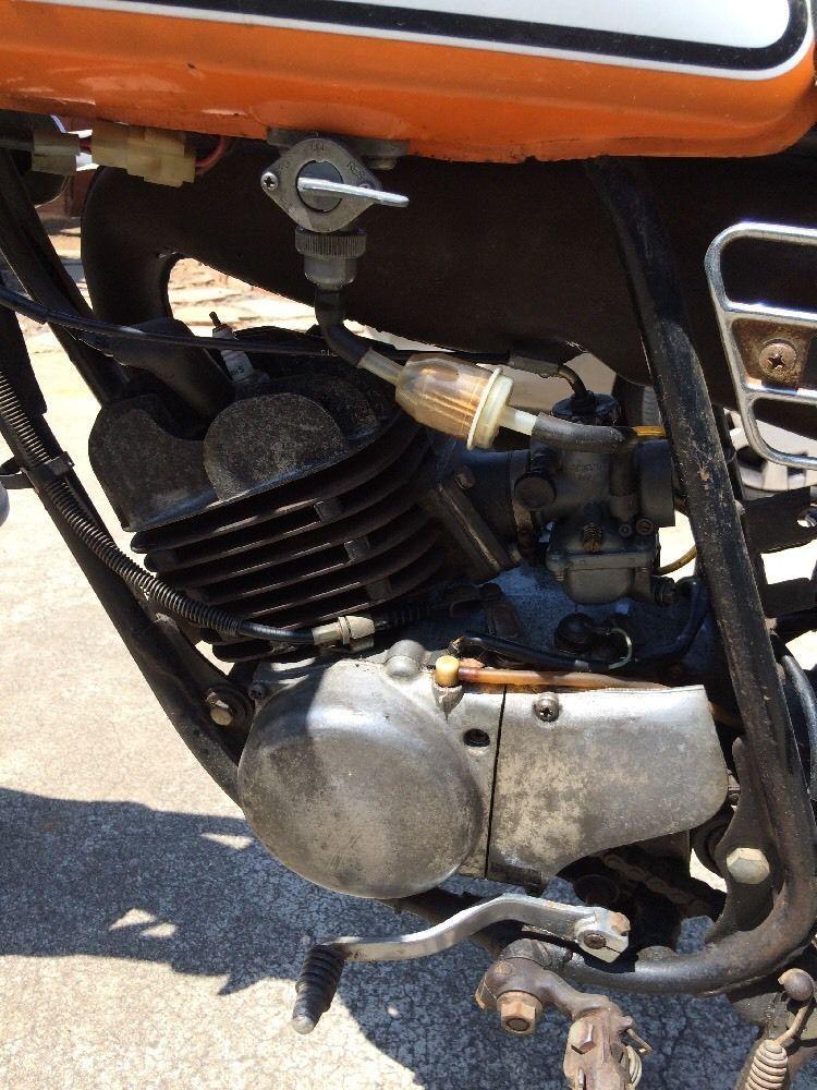 yamaha 100 dirt bike parts