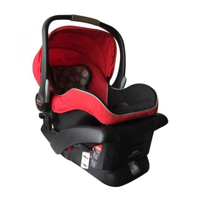 Silla Para Auto Britax B Safe Red Base Sillas Para Auto Y Alzadores Paseo Y Viajes Infantil Sensacional
