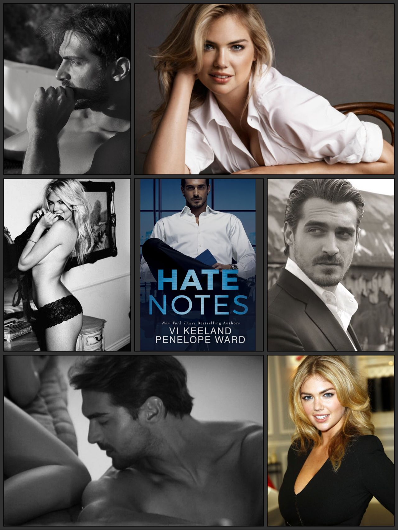 Vi Keeland Libros Hate Notes By Vi Keeland Penelope Ward Made By Ce Book