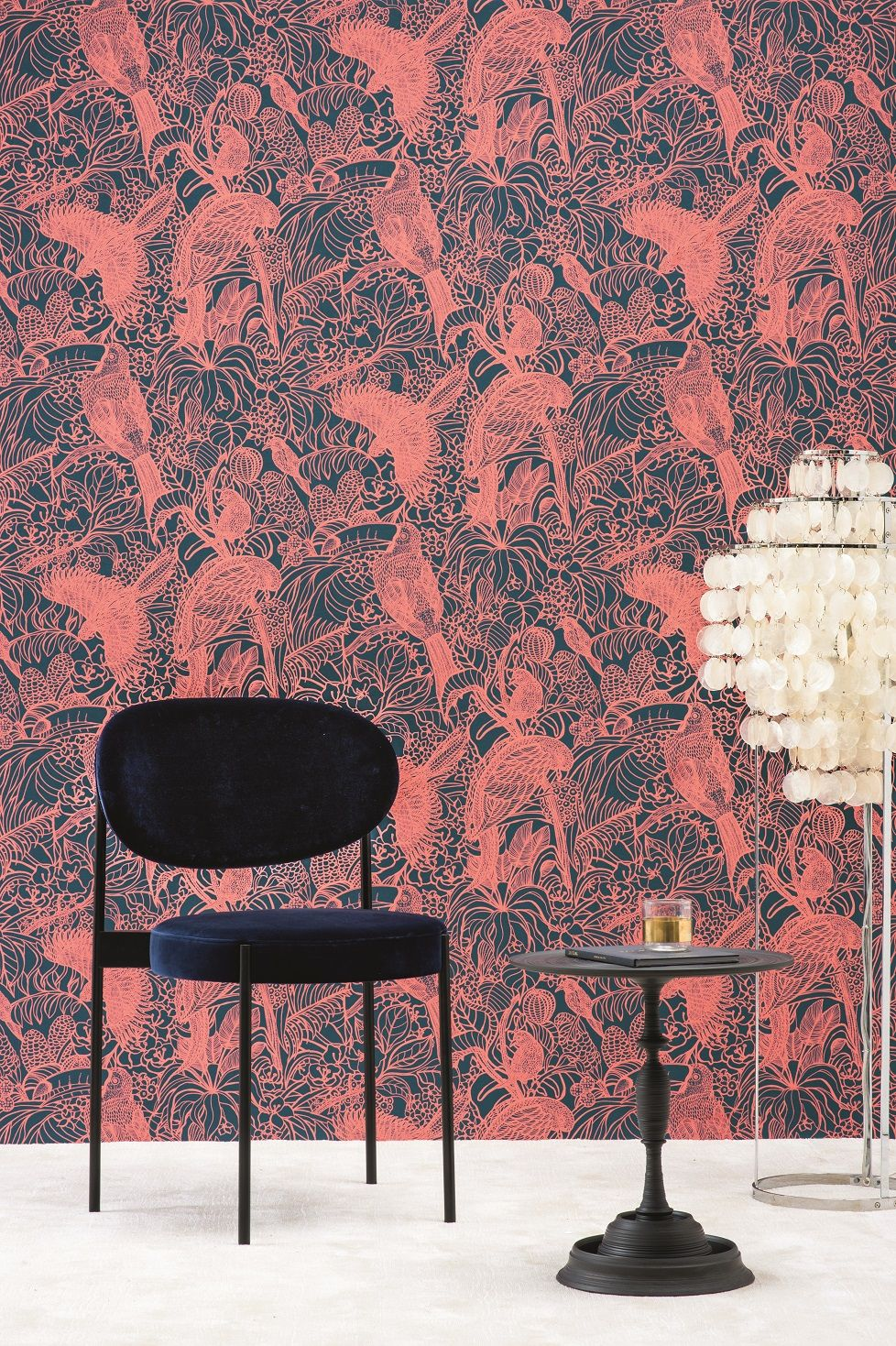 costa rica wallpaper by la maison pierre frey welcome to the jungle pinterest. Black Bedroom Furniture Sets. Home Design Ideas
