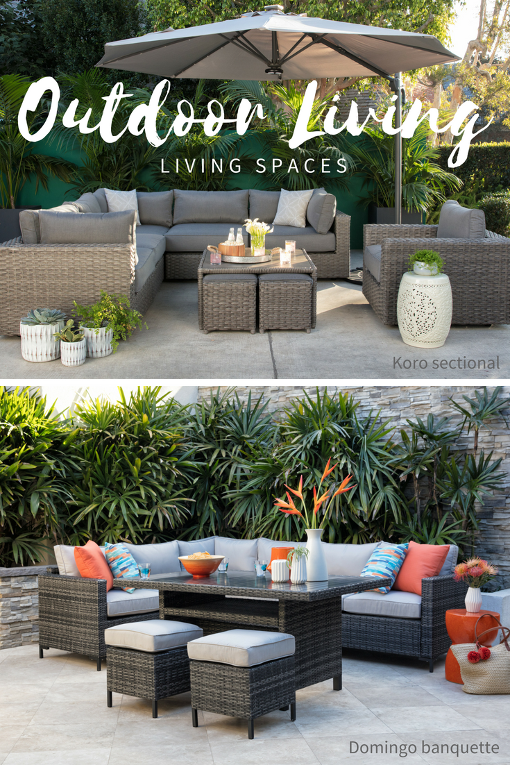 Outdoor Lounge Furniture Transform Your E Into An Oasis With New Retreat