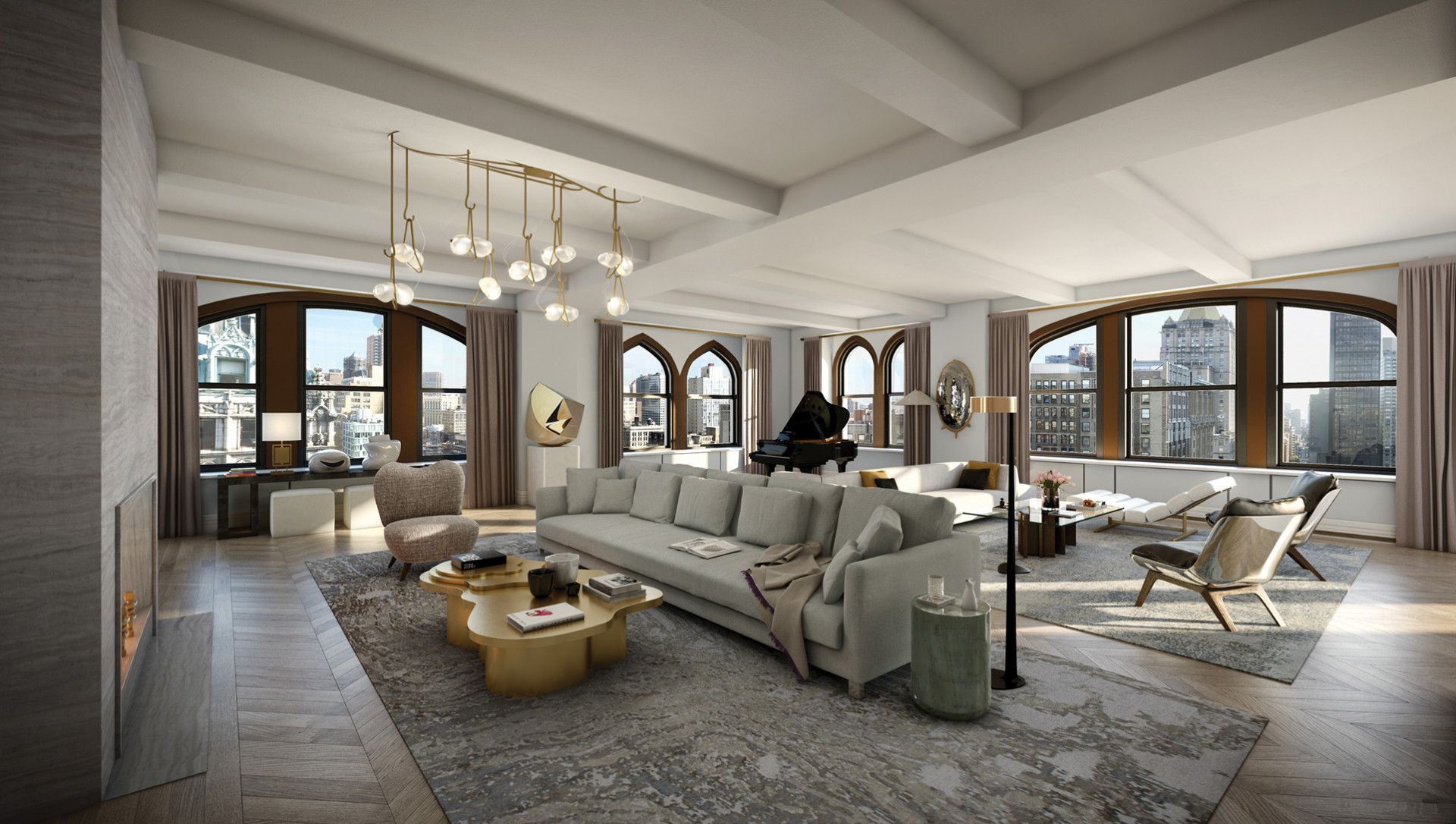 Pembrooke Ives Is A New York Interior Design Firm That Specializes In Creating Luxurious Residential Interiors