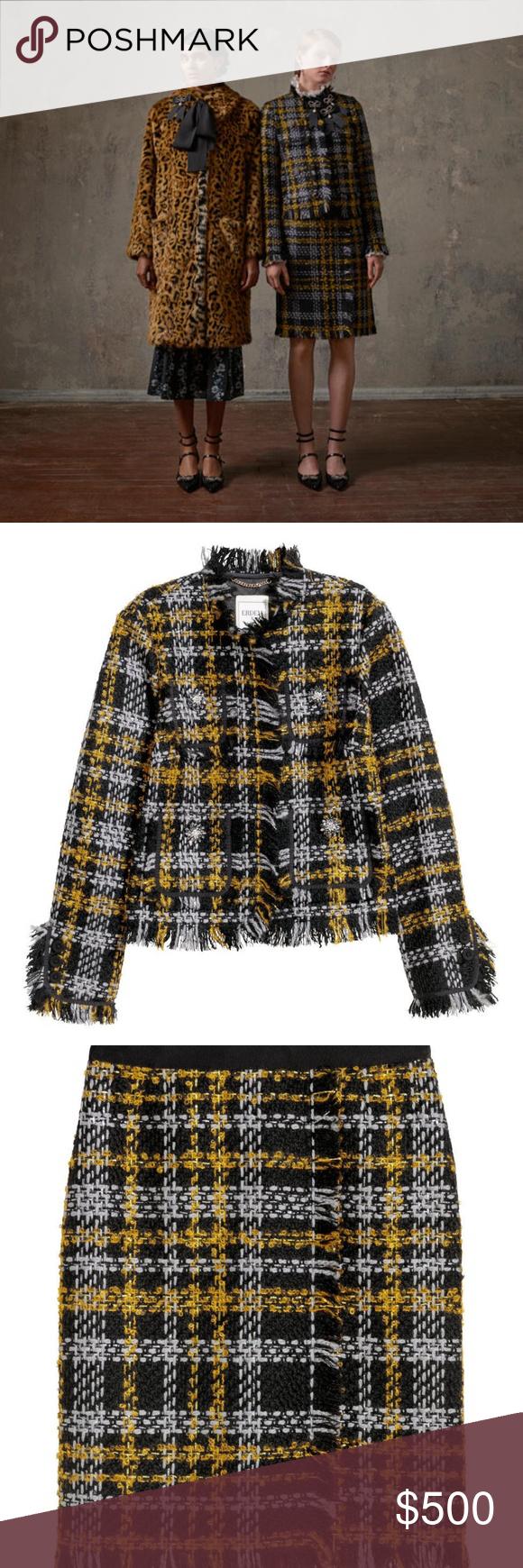 Wool-blend 2 piece skirt suit NWT | Posh ♥️ woman | Skirts ...