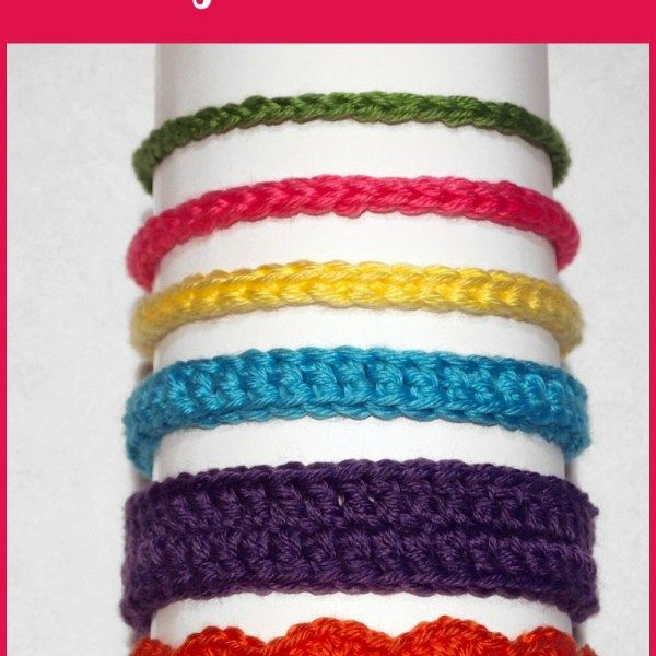 Free Crochet Pattern Six Styles Of Baby Headbands Crochet