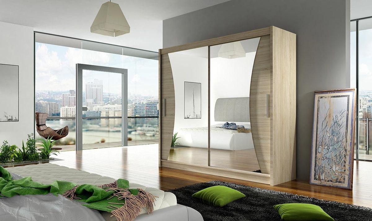 Szekrény PF12 Sliding doors, Bedroom storage, Furniture