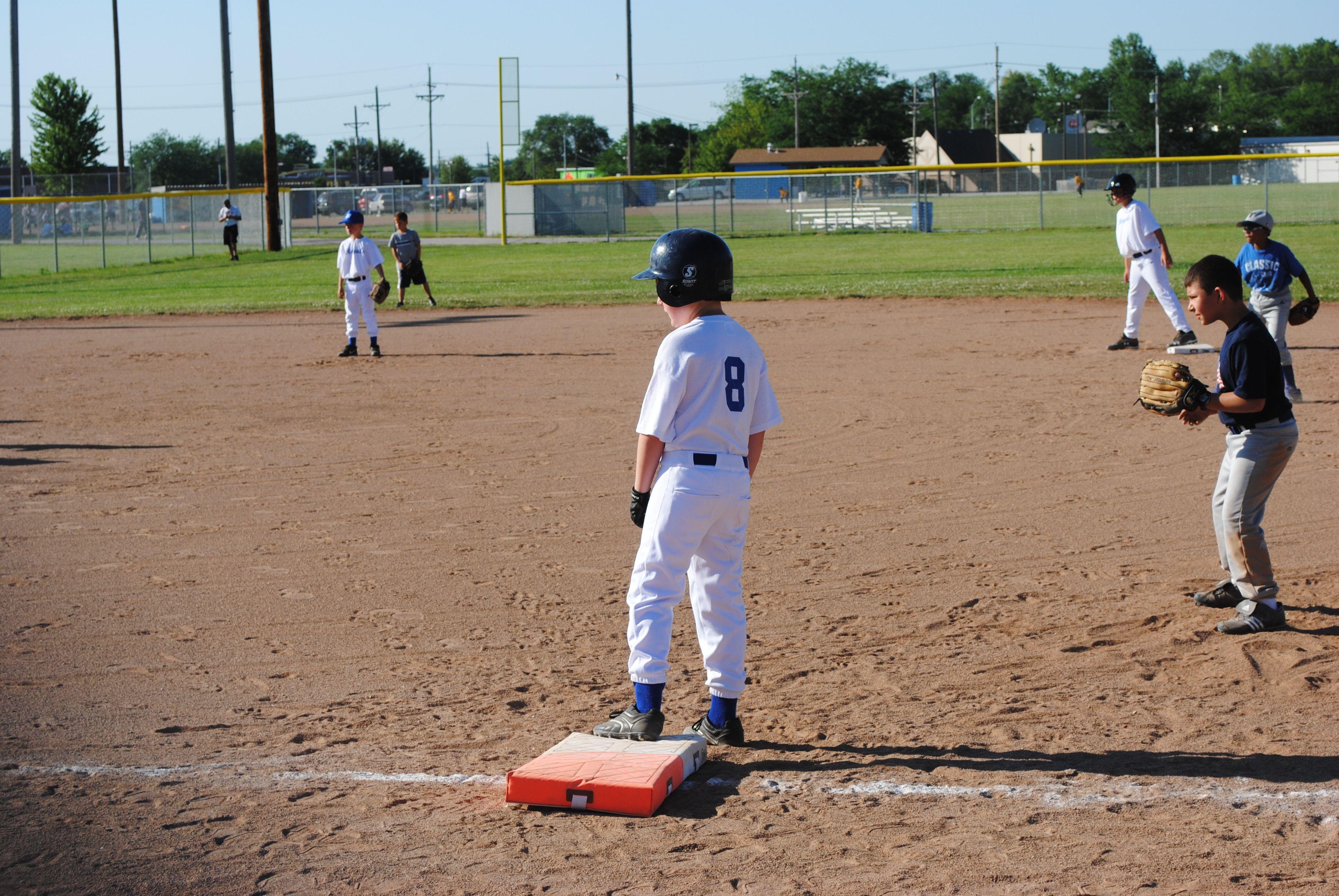 Baseball At Baldwin Field Bellevue Sports Field