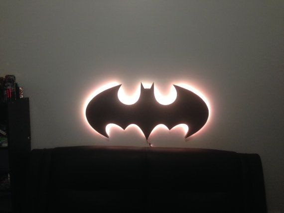 Check out led classic batman wall decoration nightlight on check out led classic batman wall decoration nightlight on digitalfoamdesign aloadofball Choice Image
