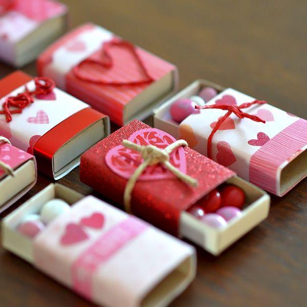 Ideas para regalar san valentin cajita do it by yourself pinterest manualidades and cards - Ideas para sanvalentin ...