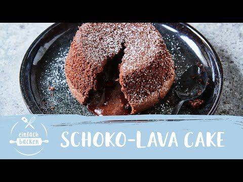 Schokoladensoufflé - Schneller Lava-Cake | Die besten Backrezepte mit Gelinggarantie