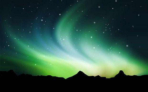 Northern Lights shine on Northern lights, Lights and Spaces - new blueprint alberta northern lights