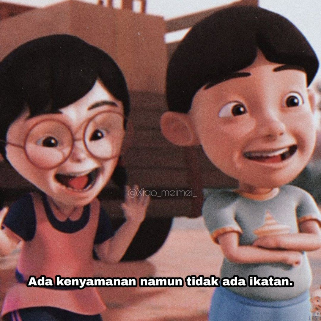 Mail Upin Ipin Wallpaper Aesthetic Doraemon