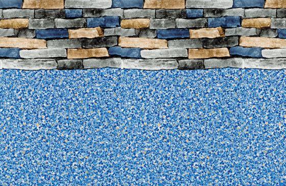 Antique Brick/Riverstone