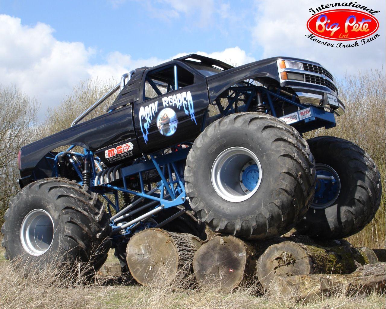 Monster Trucks News And Information Autoblog Monster Trucks Big Monster Trucks Pickup Trucks