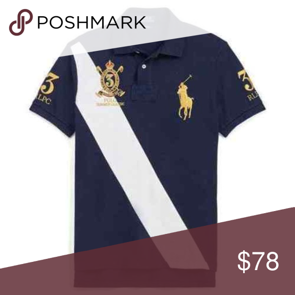e1078161dfd6 Polo Ralph Lauren RLPC Summer Classic Big Pony Polo Ralph Lauren Mens RLPC Summer  Classic Big