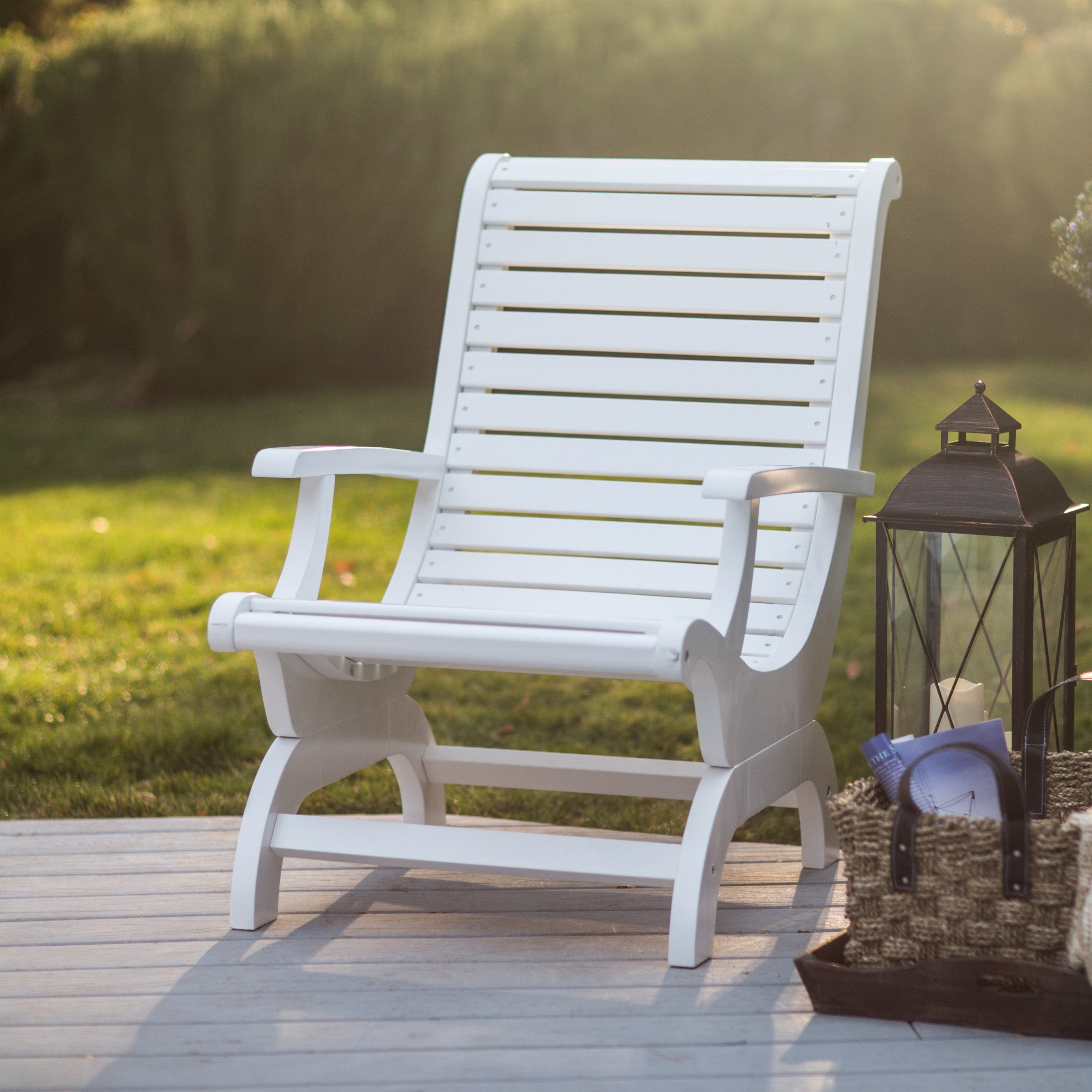 Have to have it Belham Living Avondale Painted Adirondack Chair