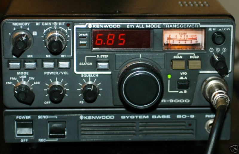 Kenwood All Mode Transceiver