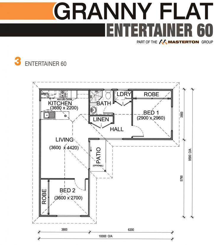 Floorplan Entertainer 60 Web House Plans Floor Plans