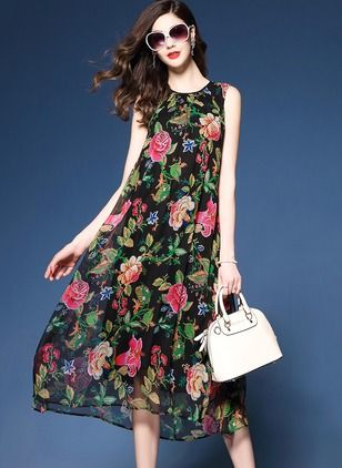 Vestidos de verano floryday