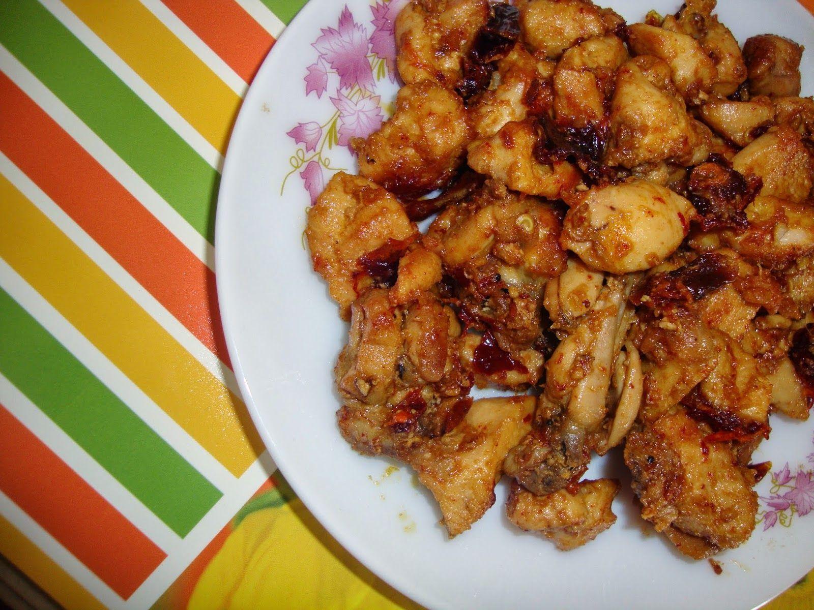 cookingcrest - non veg: Chicken Chinthamani | Erode chinthamani chicken