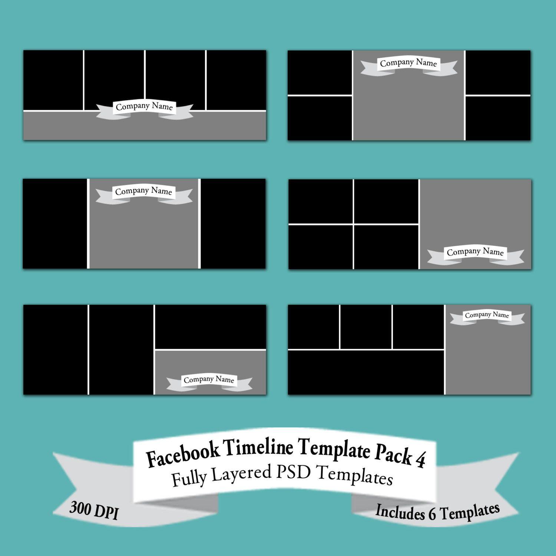 facebook timeline template template pack timeline cover
