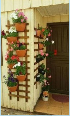 21 clever ideas to decorate your garden and yard with terracotta pots - Oneida.....#clever #decorate #garden #ideas #oneida #pots #terracotta #yard