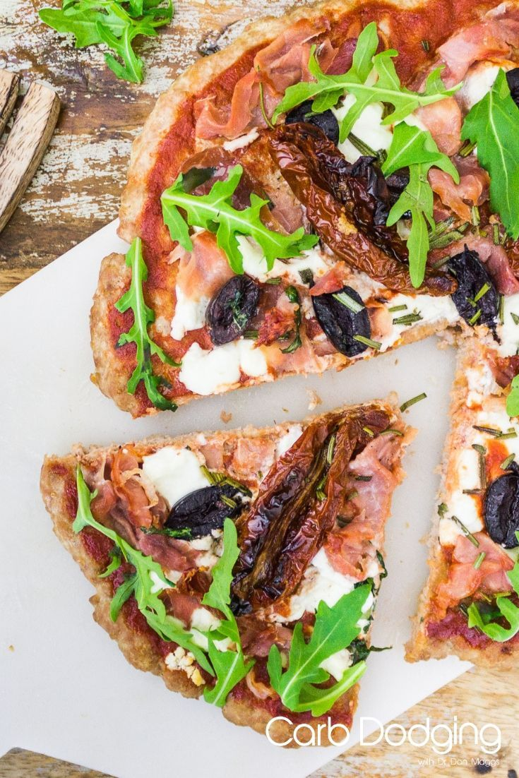 Minced Turkey Meatza - Keto Pizza | Recipe (With images ...
