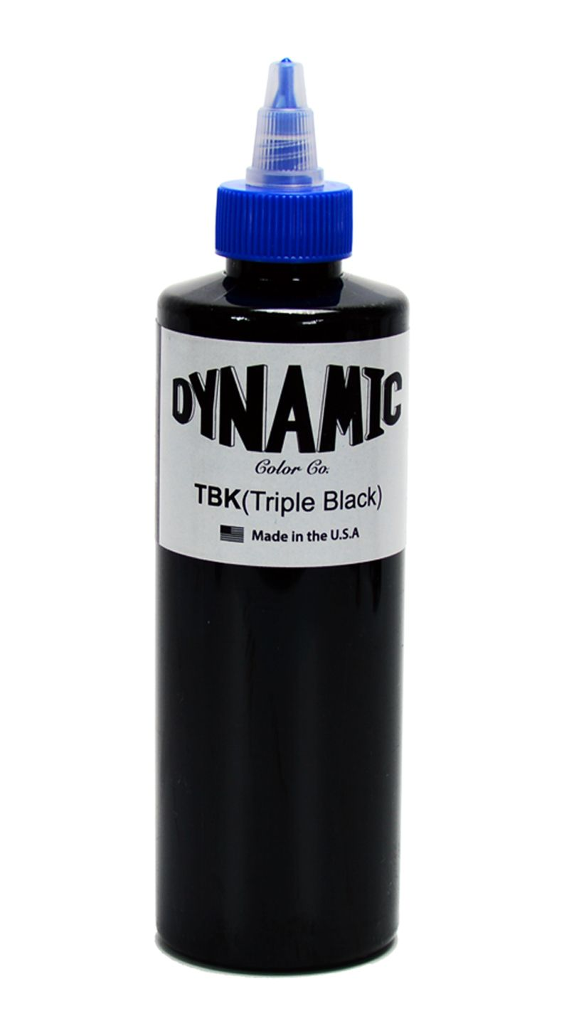 Dynamic Triple Black Tattoo Ink Black Ink Tattoos Dynamic Tattoo Ink Ink Tattoo