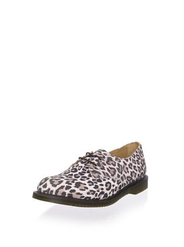 58d241cdda2 45% OFF Dr. Martens Women's Brook Oxford (Snow Leopard) | Imaginary ...