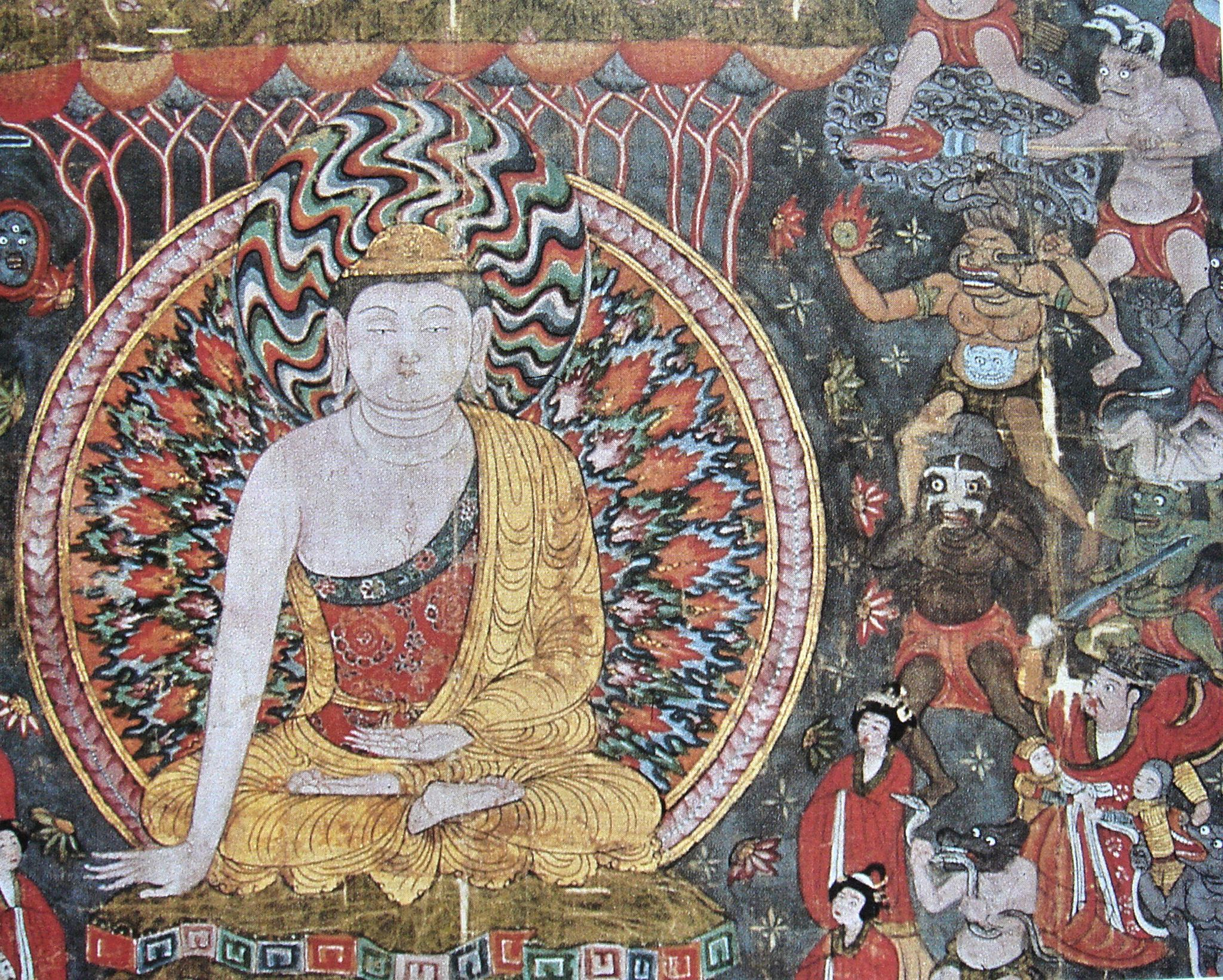 the spread of buddhism in china Buddhism was founded in india in the sixth century bce and gradually moved to china after the fall of the han dynasty in 220 ce for several.