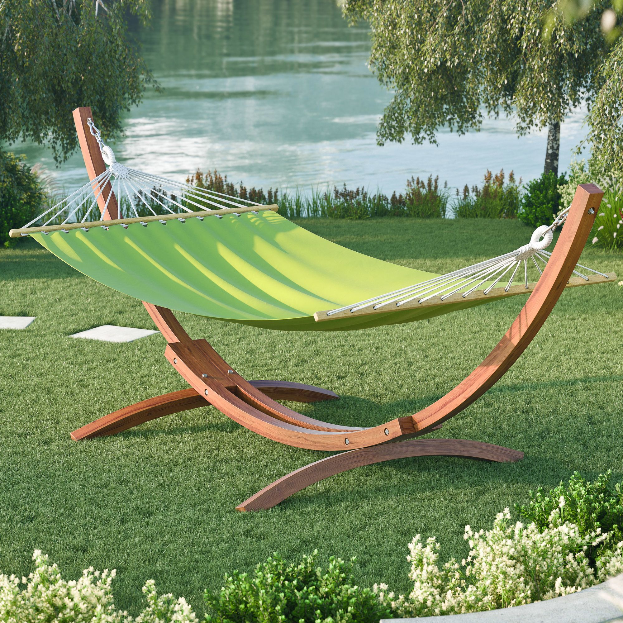 Murphy freestanding patio hammock with stand products