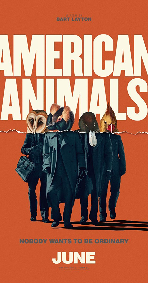 Watch American Animals Full-Movie Streaming