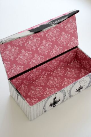 Cardboard Craft Boxes To Decorate New Cartonnage  A Serene Life  Cartonnages  Pinterest  Box Decorating Inspiration