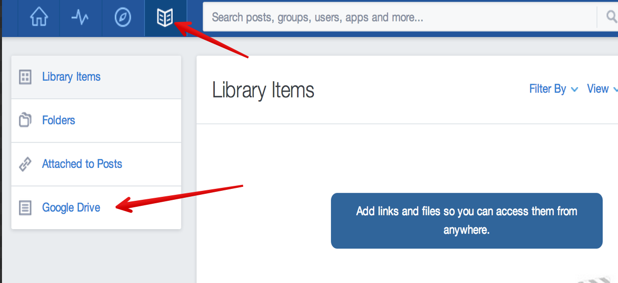 This is How to Use Google Drive with Edmodo to Share Docs