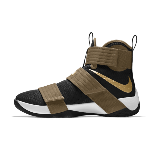 Nike Zoom LeBron Soldier 10 iD Men's Basketball Shoe