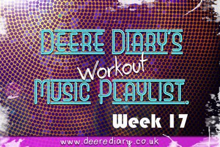 Week 17 musical playlist! workout, sweat it out!
