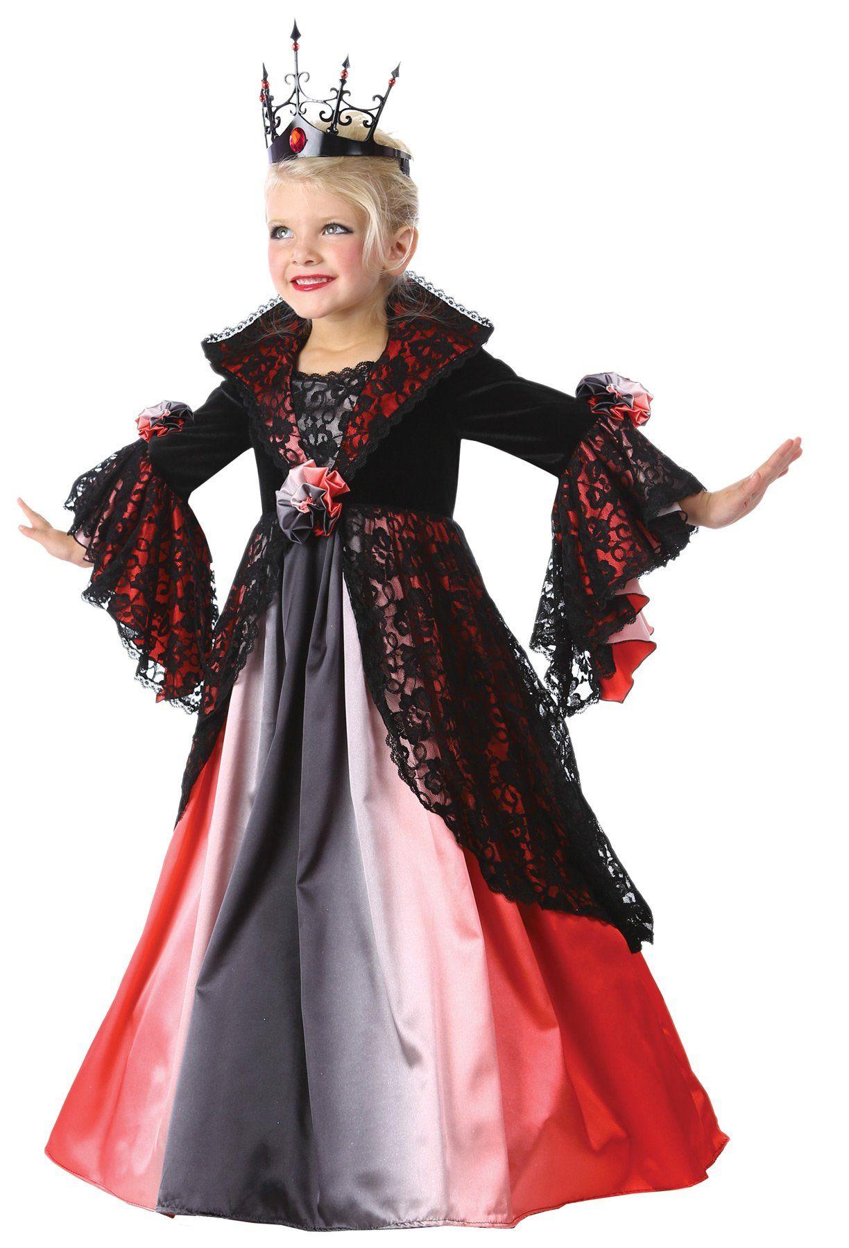 Valentina Vampire Kids Costume Large (With images) Girls