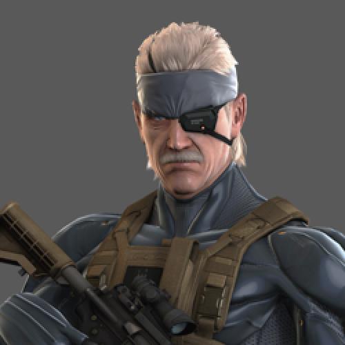 Artstation Solid Snake Metal Gear Solid Keagan Mctamney Snake Metal Gear Metal Gear Solid Metal Gear
