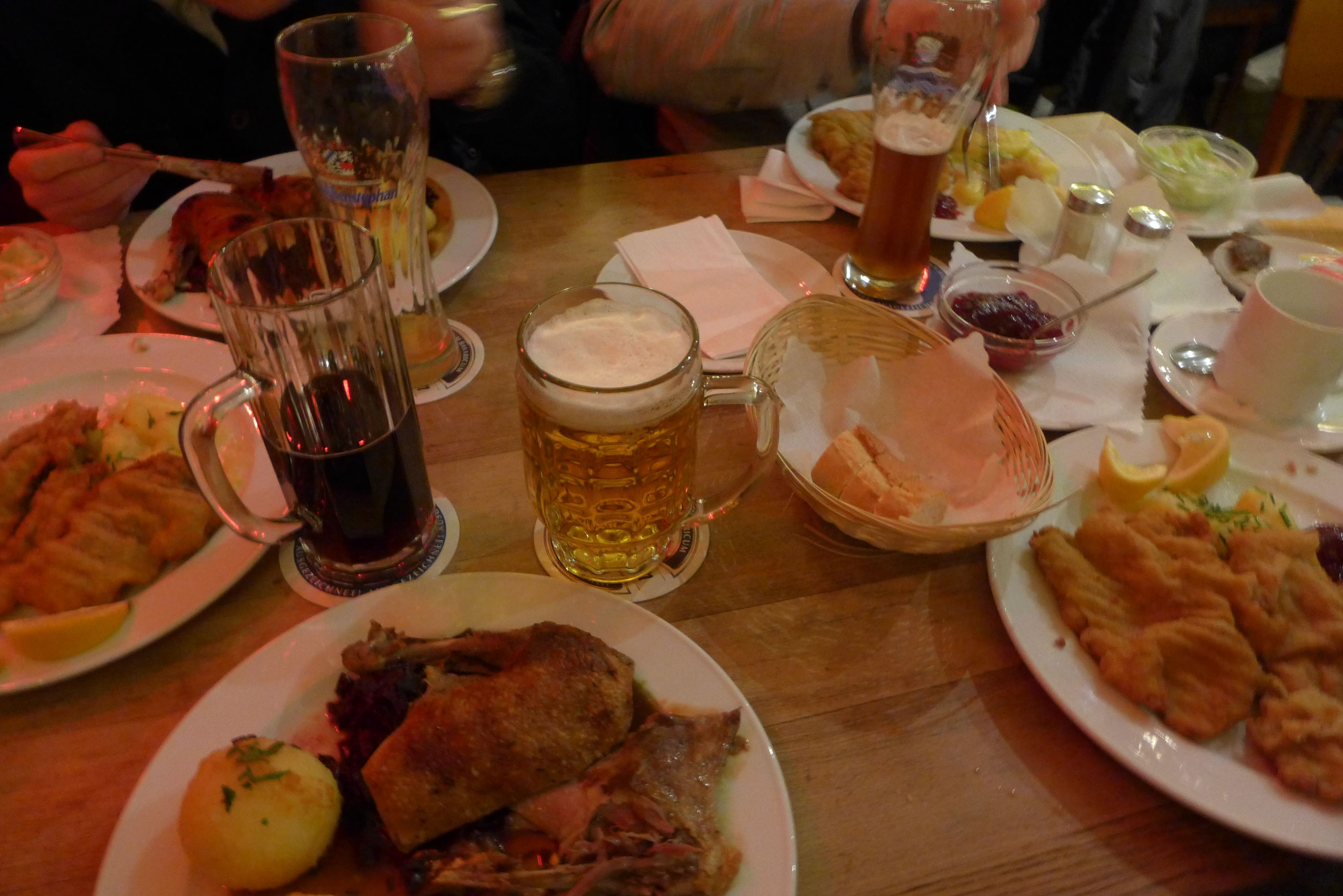 Prater Garten A Berlin Institution Berlin Food Best German Food Food