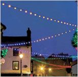 Did you know that LED #Christmas lights could cut your seasonal lighting #costs by a whopping 95%? Find out more here: www.festoonlighting.co.uk