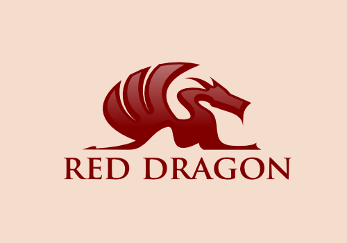 Gallery For Red Dragon Logos Red Dragon Dragon Images Dragon