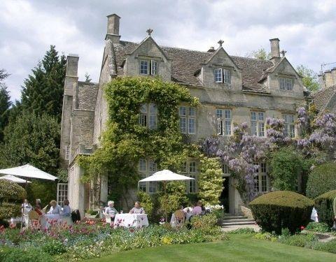 Jardins de manoirs anglais  Le cottage de Gwladys  jardins dexception  English manor House