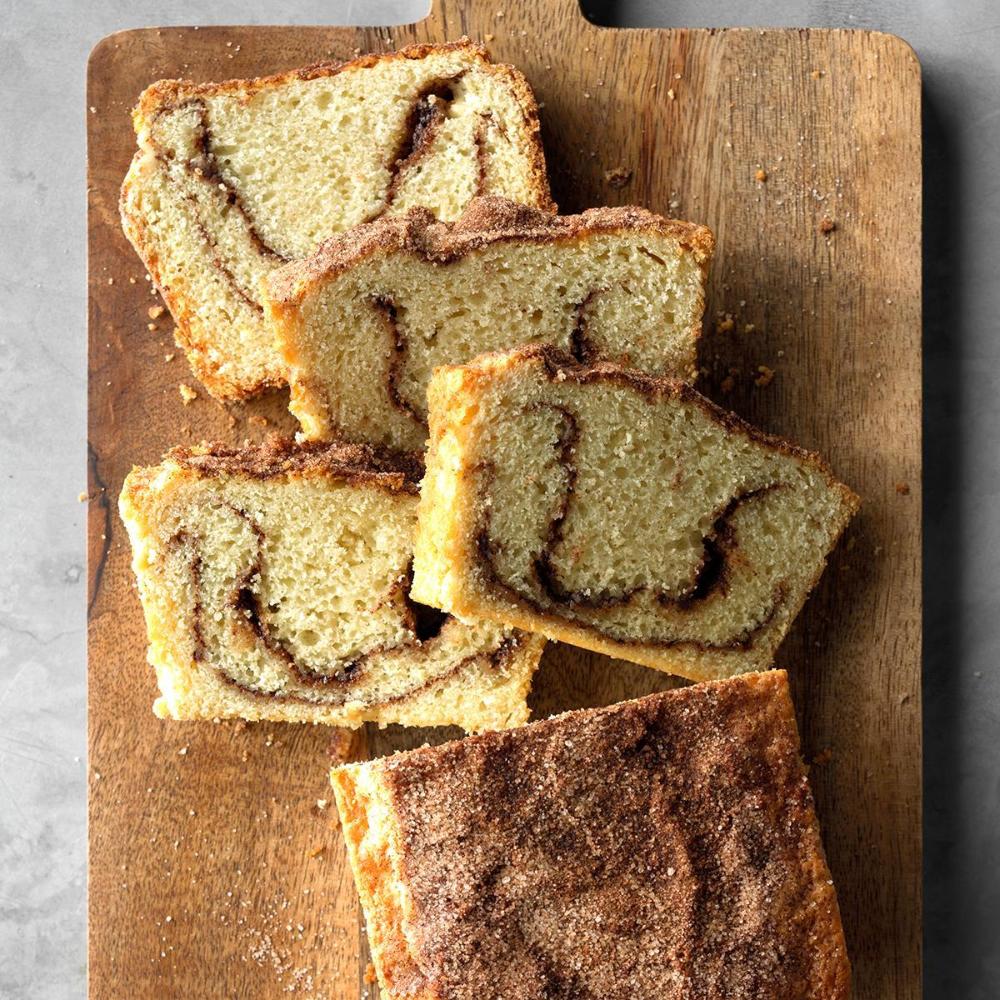 65 No-Yeast Bread Ideas | Cinnamon swirl bread, Quick ...