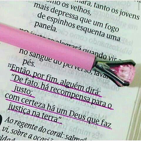 Salmos 58 11 Nvi Com Imagens Palavra De Deus Palavras