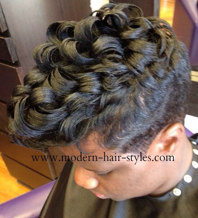 Pleasant 1000 Images About 27 Piece On Pinterest Quick Weave Short Short Hairstyles Gunalazisus