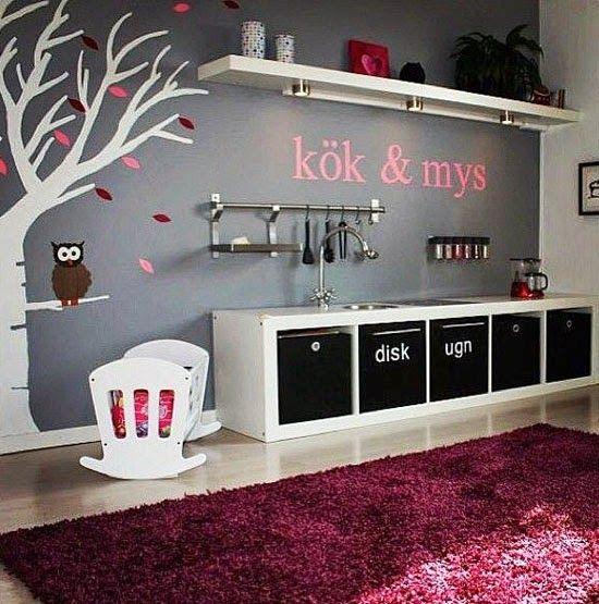 id es pour d tourner un meuble ikea salle de jeux pinterest bricoleur du dimanche meubles. Black Bedroom Furniture Sets. Home Design Ideas