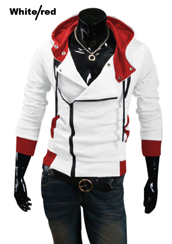 Assassins Creed Hoodie   Sweat à capuche blanc, Sweat