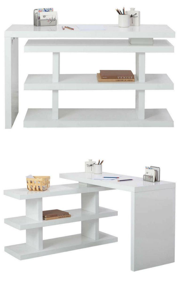 la table pivotante idéale pour petits espaces   bureaus, desks and