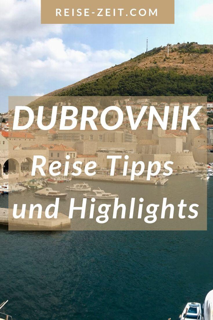 Hotspot Dubrovnik die Jetset Perle der Adria (mit Bildern