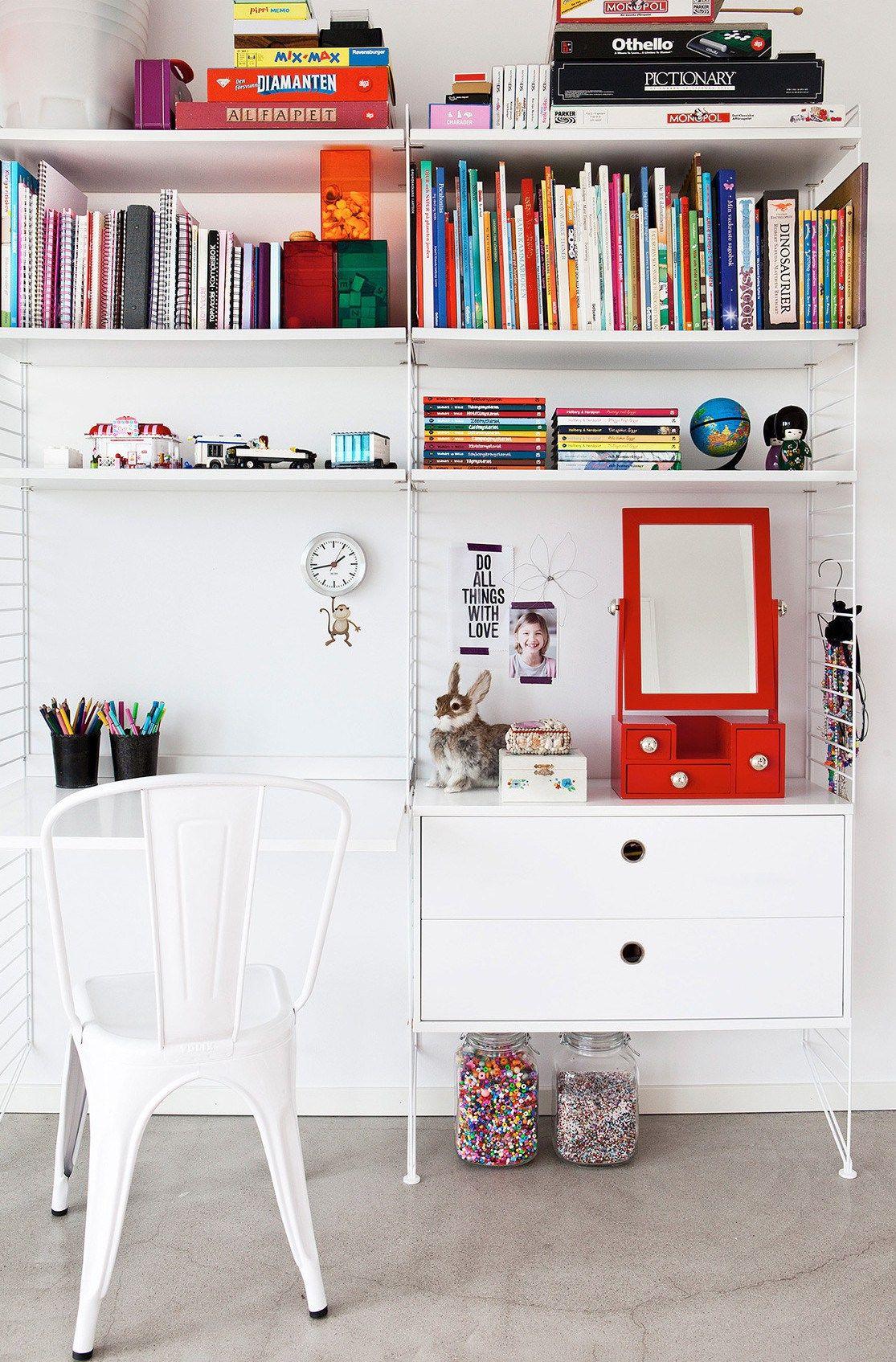 Modern Shelving for Kids | Wall shelving, Shelving and Desks