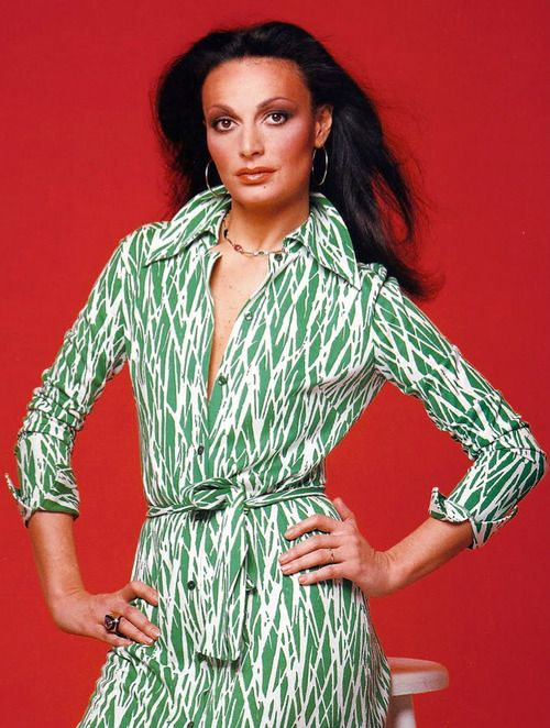 I Have A Desire To One Day Purchase Vintage Diane Von Furstenberg Wrap Dress Can T Afford It Now But Maybe